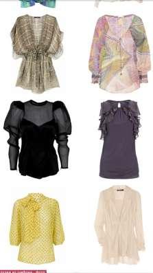 Платья и кофты