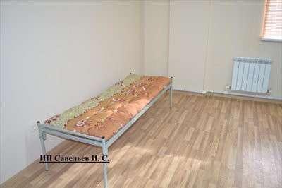 Кровати металлические армейского образца в г. Вологда Фото 4