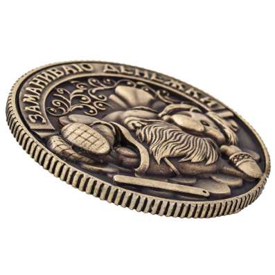 Монета - магнит для денег в Перми Фото 4