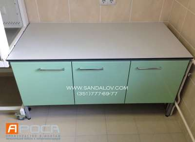 Лабораторная мебель, шкафы вытяжные в Челябинске Фото 3