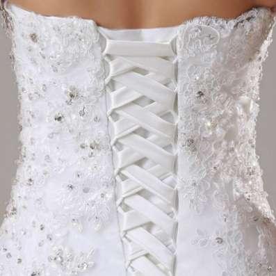 свадебное платье  White Crystal