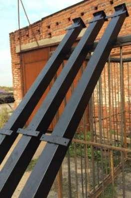столбы металлические для заборов в Тамбове Фото 1