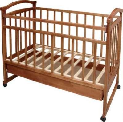 детскую кроватку в Омске Фото 1