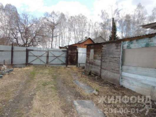 дом, Новосибирск, Сузунская, 32 кв.м.
