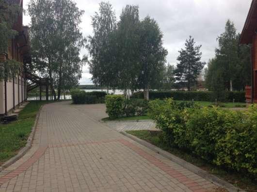 Коттедж на 1 береговой линии р. Волга, д. Свердлово