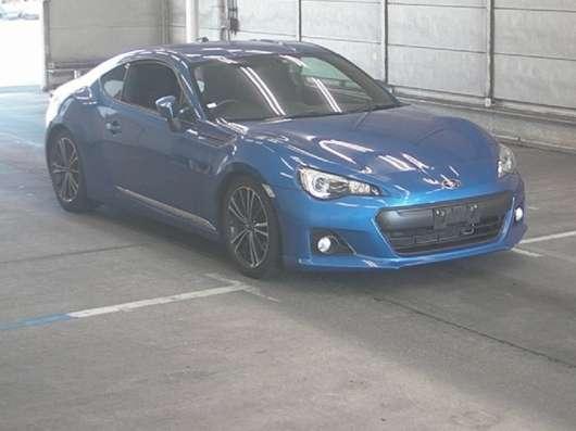 Subaru BRZ отличный спорт купе