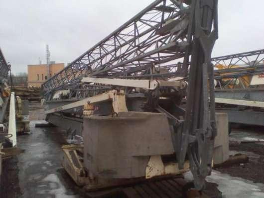 Продается Самомонтируемый кран Terex Comedil CBR 32 в Санкт-Петербурге Фото 2