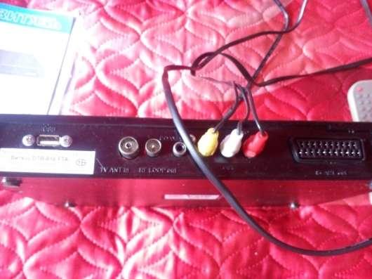 витязь Тюнер наземного телевидения цифровой DTR - 816 FTA