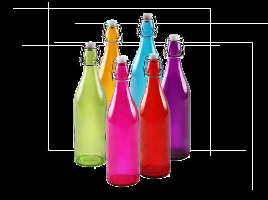 Вращающийся настольный барный дозатор + 6 бутылок