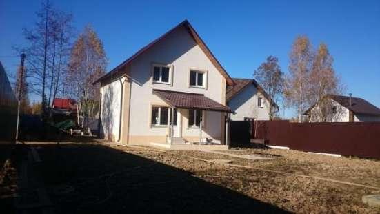 Дом для круглогодичного проживания в д. Дидяково