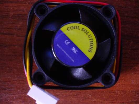 Cooler (Кулер) размером 40х40х20