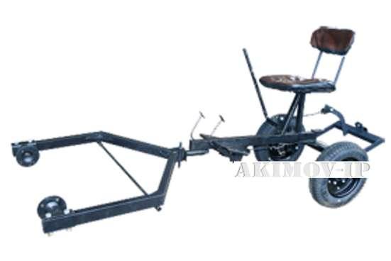 Прицеп для навесного оборудования МБ ПНО-2