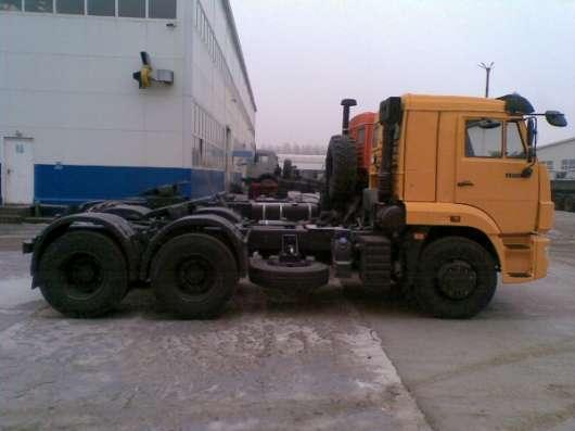 Камаз 65116 седельный тягач в Набережных Челнах Фото 4