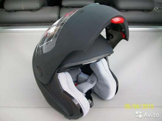 Шлем интеграл TMS, новый, размер L (59-62см) НОВЫЙ в Москве Фото 2