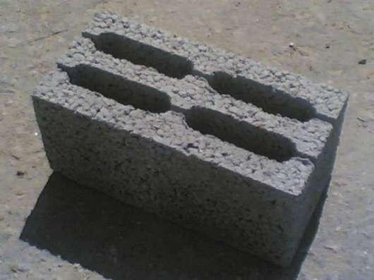 Керамзитобетонные блоки от производителя