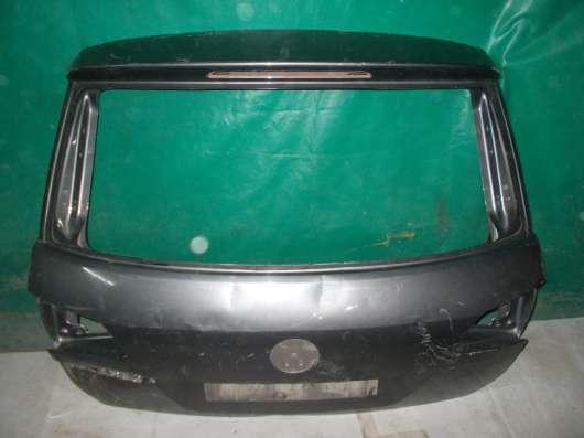 Крышка багажника на Volkswagen Touareg