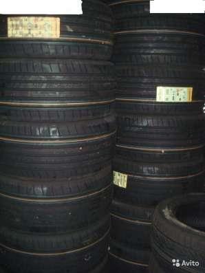 Новые комплекты ранфлэт 245/40 и 275/35 Dunlop GT в Москве Фото 1