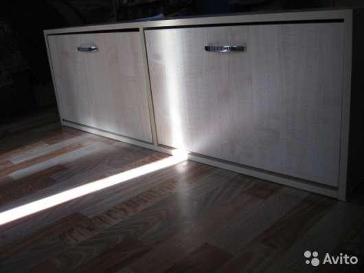 Шкафчик для обуви 118х40 в Одинцово Фото 1