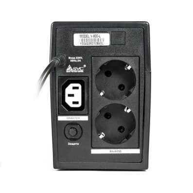 Линейно-Интерактивный ИБП SVC V-800-L