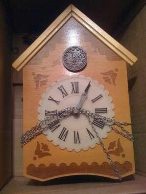 Часы с кукушкой СССР