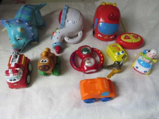 Разные игрушки Tiny love, tomy, playskool и другие
