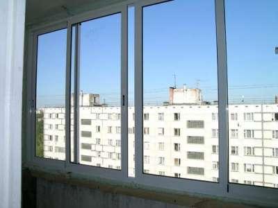 Окна алюминиевые в Сочи Фото 1