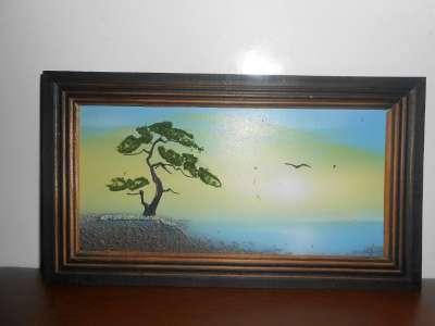 """Картина """"Морской пейзаж""""."""