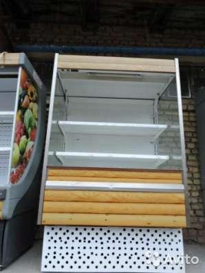 торговое оборудование Холодильная горка