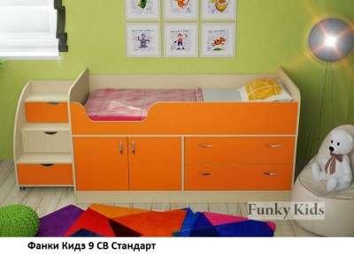 Кровать детская ФК- 9 СВ