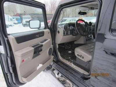 внедорожник Hummer H2, цена 1 290 000 руб.,в Воронеже Фото 4