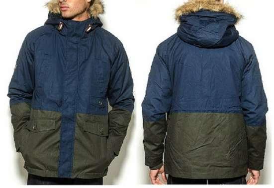 Зимняя куртка парка английской марки Hawksworth Оригинал
