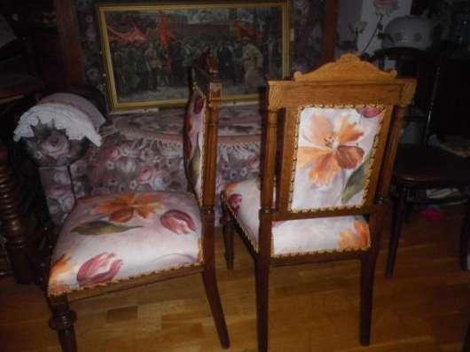 Старинные  стулья