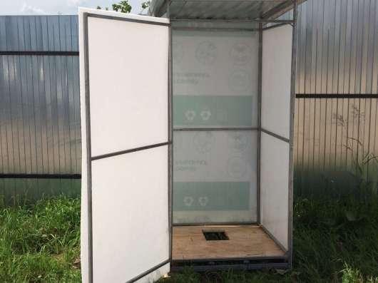 Туалет с сиденьем и без! Бесплатная доставка в Москве Фото 2