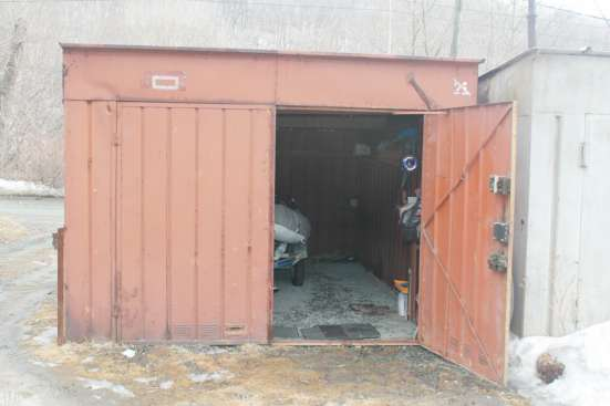 Продам металлический гараж в Владивостоке Фото 2