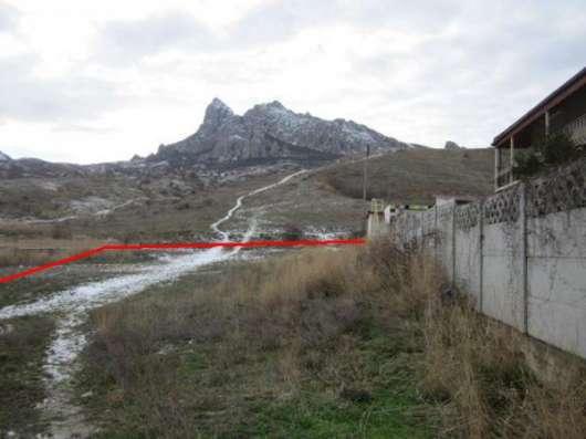 Земельный участок под заповедником Карадаг в г. Феодосия Фото 3