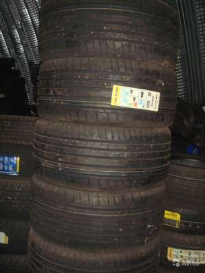 Новые Dunlop 245/45ZR19 Sport Maxx GTx