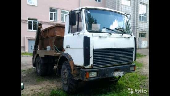 МАЗ мусоровоз, 2006г. в