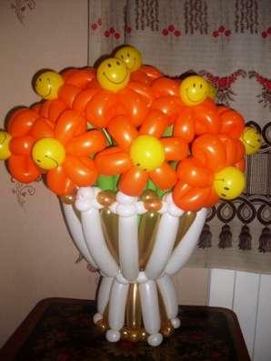 Подарки из шаров в Новосибирске Фото 5