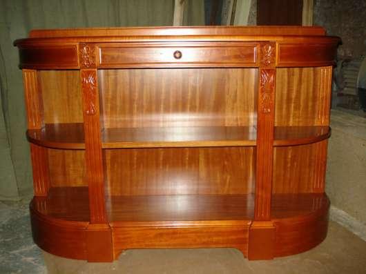 Реставрация мебели любой сложности от прямого мастера