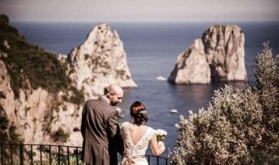 Организация свадьбы в Италии в Москве Фото 3
