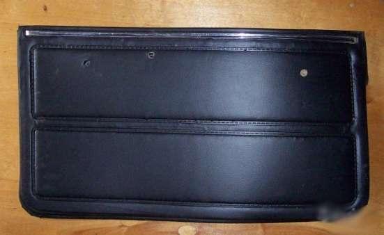 Обивка двери м412 иж (СССР)