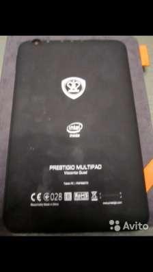 Планшет Prestigio MultiPad Visconte Quad