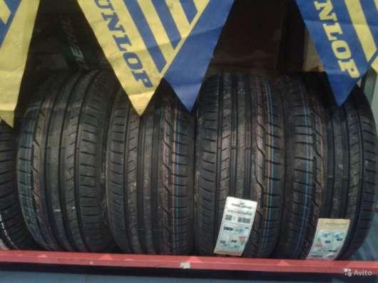 Новые Dunlop 225 45 R17 SP Sport Maxx RT 91Y MFS