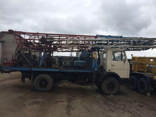 Буровые установки для строительства скважин и КРС в г. Самара Фото 2
