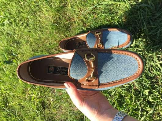 Новая обувь Gucci оригинал
