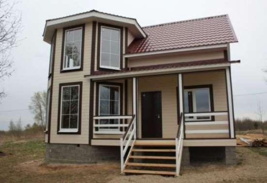 Строительство и ремонт домов, дач, пристроек в Электростале Фото 3