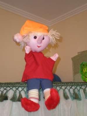 Кукольные спектакли для детей от 1 до 6 лет.