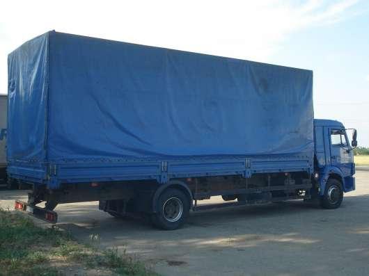Тент КАМАЗ 5308, V – 50 куб. м, г/п 8 т, 2012 г в Ставрополе Фото 2