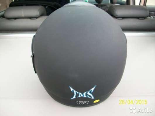 Шлем интеграл TMS, новый, размер L (59-62см) НОВЫЙ в Москве Фото 3