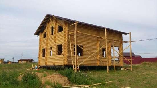 Срубы для домов и бань в Кирове Фото 1